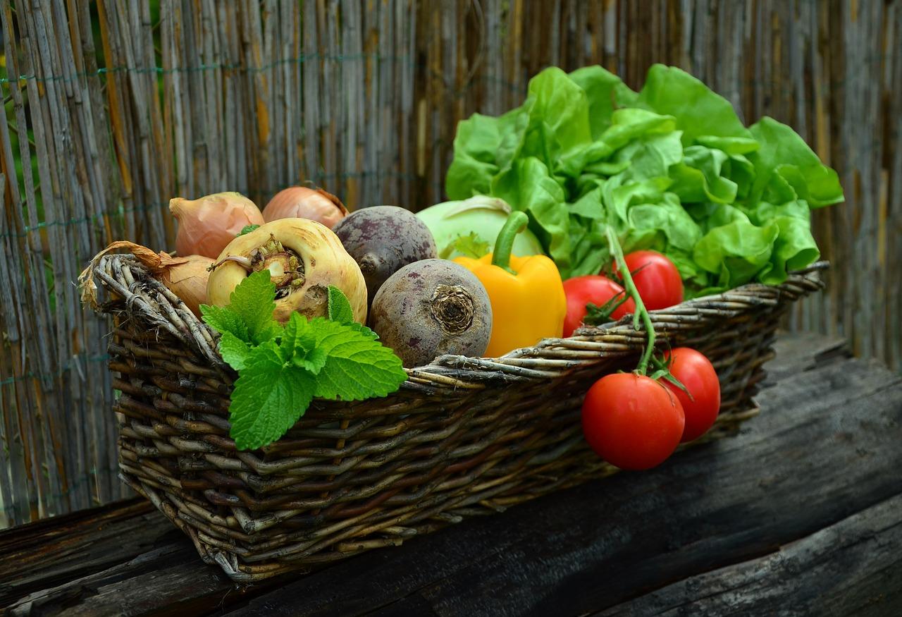 Co warto wiedziec o warzywach podczas diety