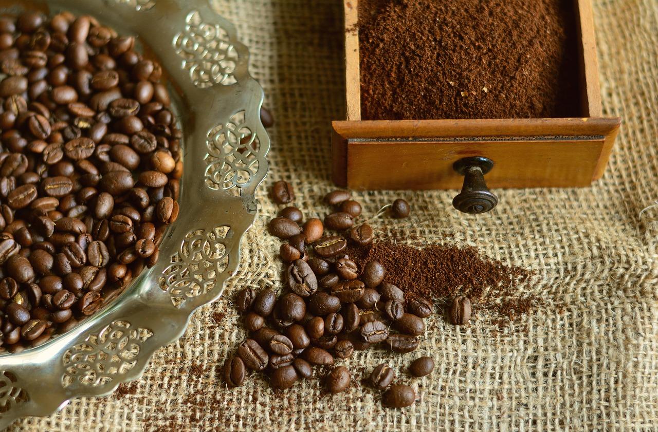 Peeling z kawy do ciala
